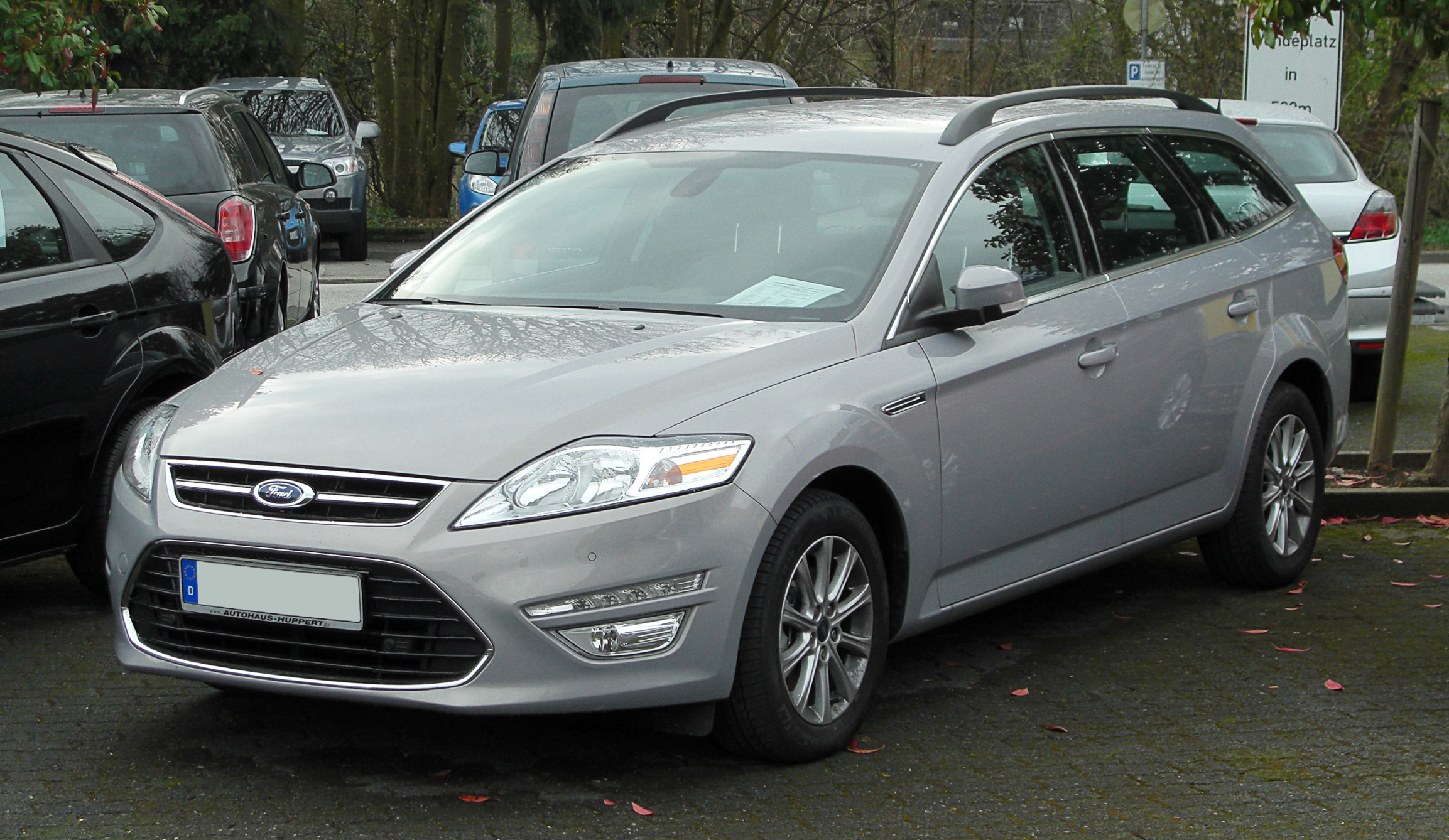 Ford Mondeo 2.0 2011 photo - 9