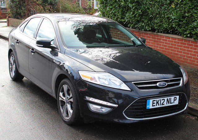 Ford Mondeo 2.0 2012 photo - 1
