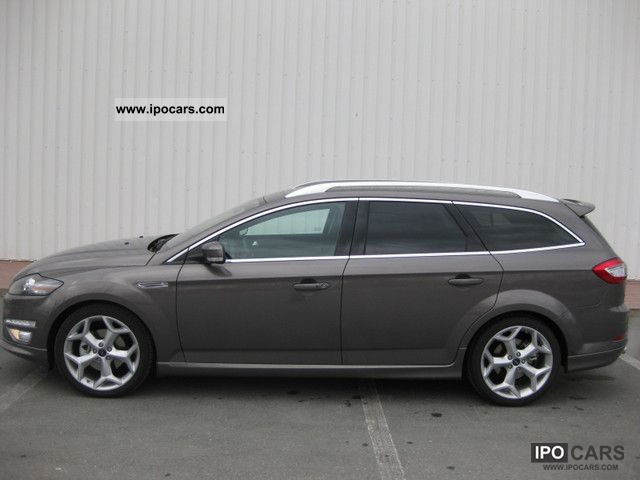 Ford Mondeo 2.0 2012 photo - 3