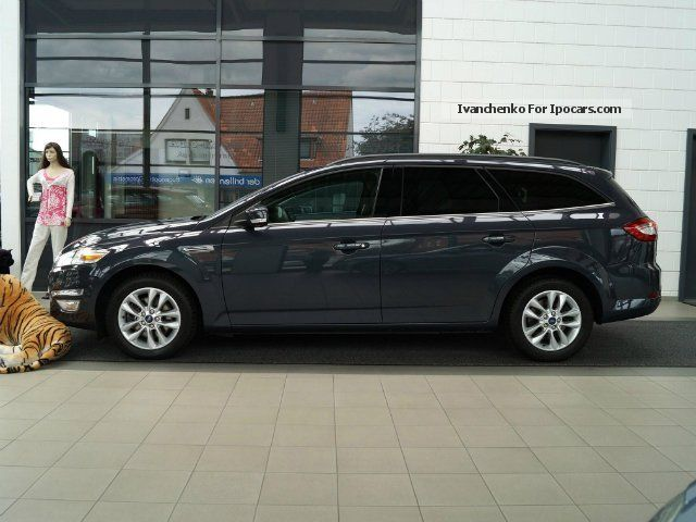 Ford Mondeo 2.0 2012 photo - 8