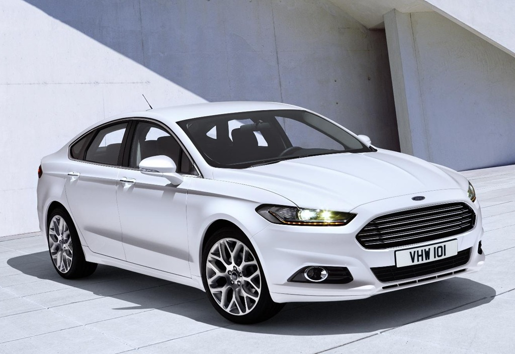 Ford Mondeo 2.0 2013 photo - 1