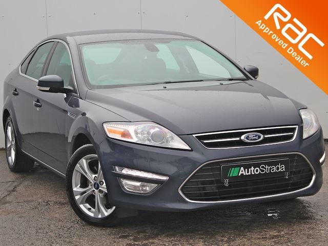 Ford Mondeo 2.0 2013 photo - 10