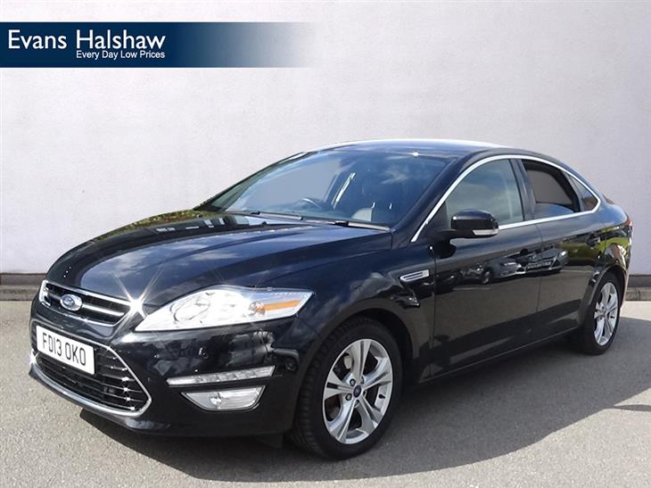 Ford Mondeo 2.0 2013 photo - 11