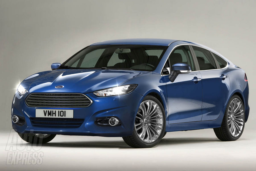 Ford Mondeo 2.0 2013 photo - 7