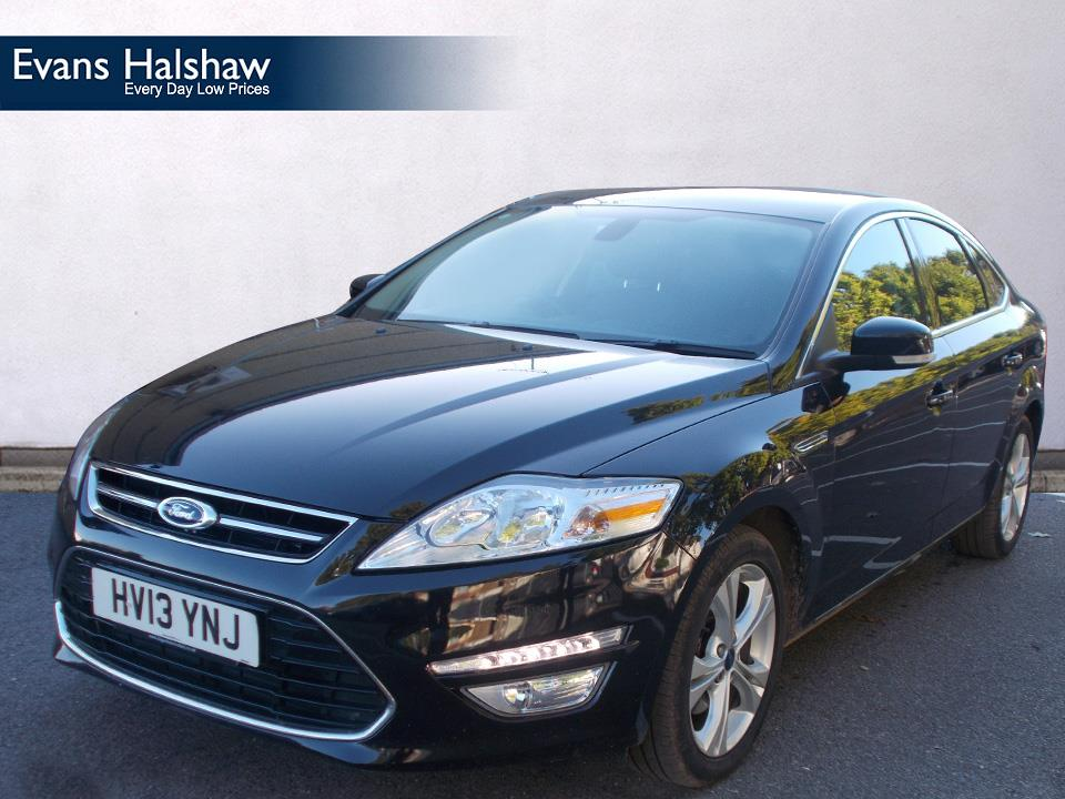 Ford Mondeo 2.0 2013 photo - 8