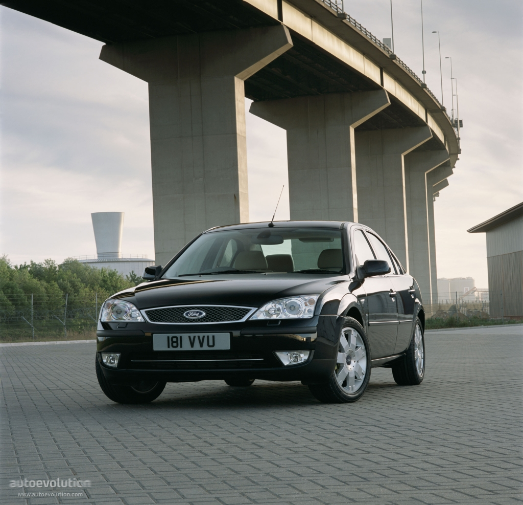 Ford Mondeo 2.2 2003 photo - 12