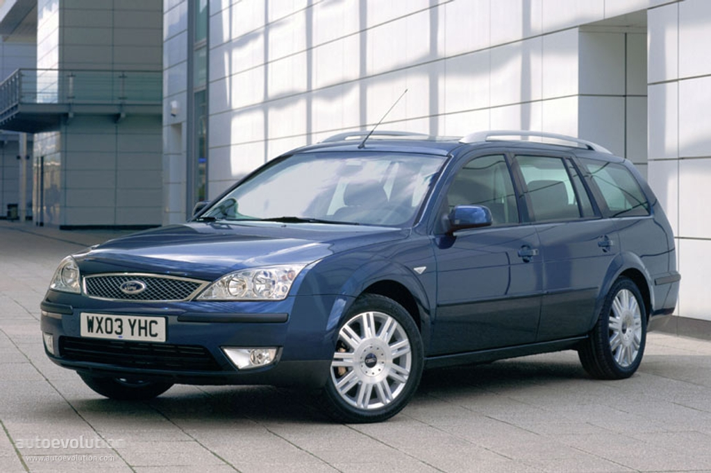 Ford Mondeo 2.2 2003 photo - 5