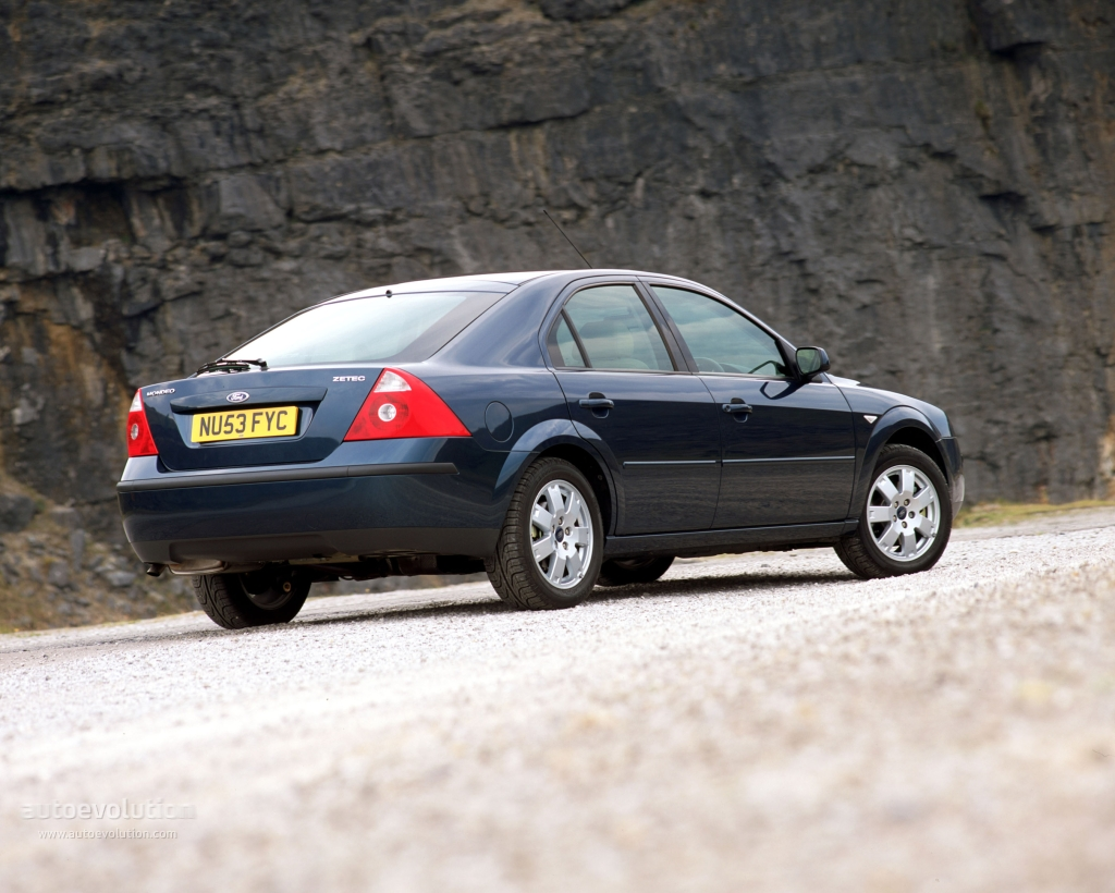 Ford Mondeo 2.2 2003 photo - 8