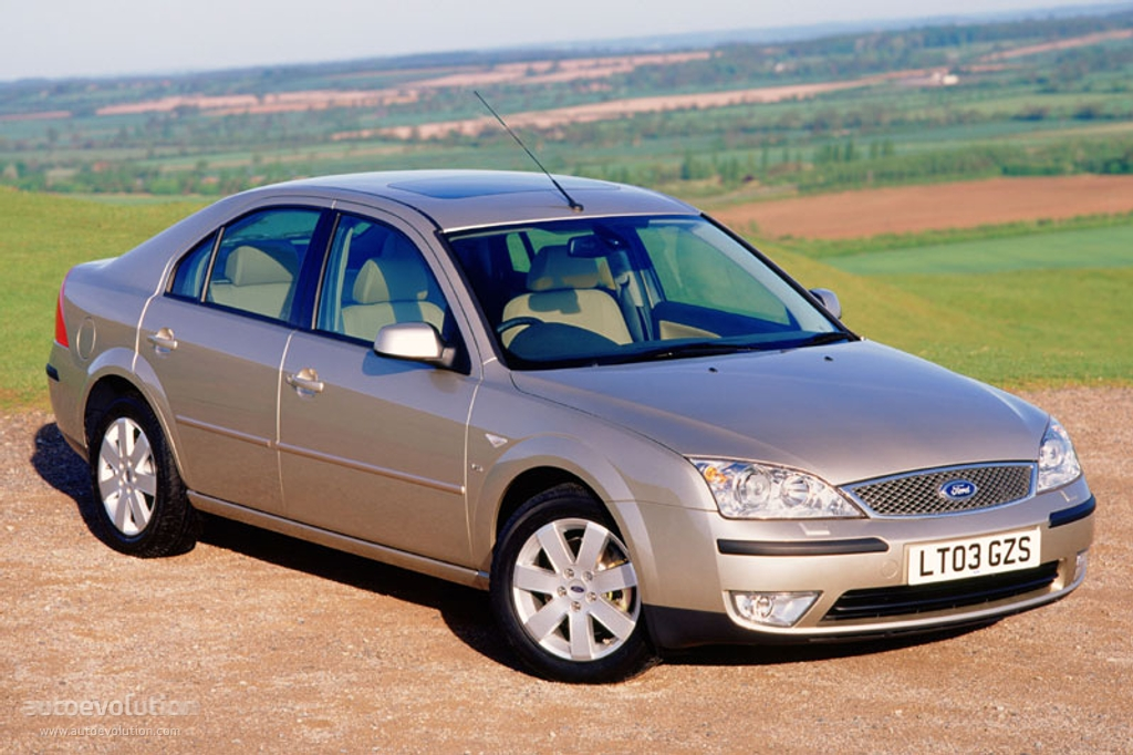 Ford Mondeo 2.2 2003 photo - 9