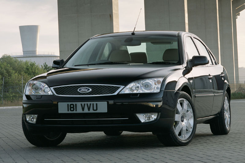 Ford Mondeo 2.2 2004 photo - 2