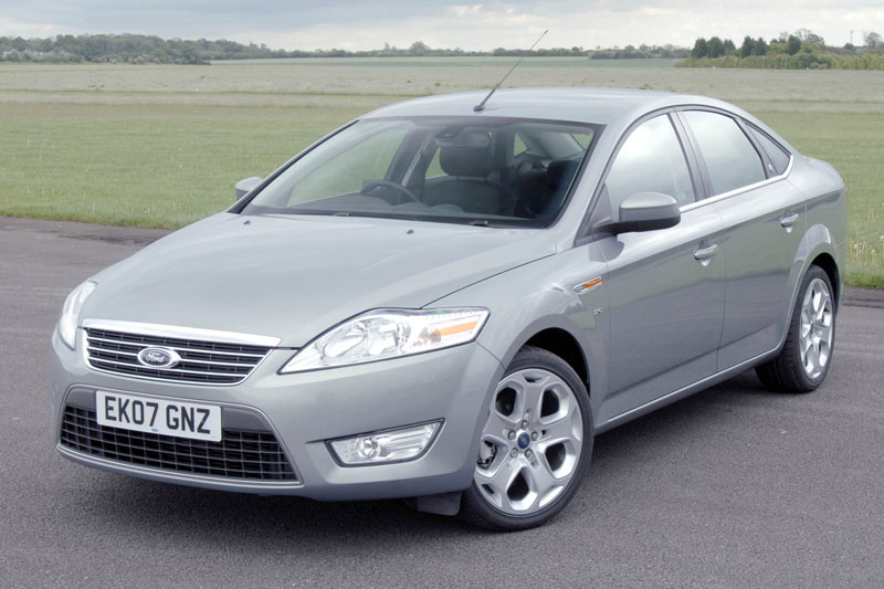 Ford Mondeo 2.2 2004 photo - 7