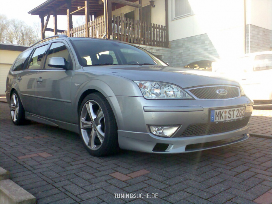 Ford Mondeo 2.2 2005 photo - 11