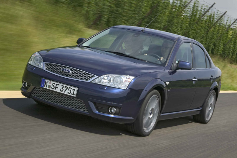 Ford Mondeo 2.2 2005 photo - 5