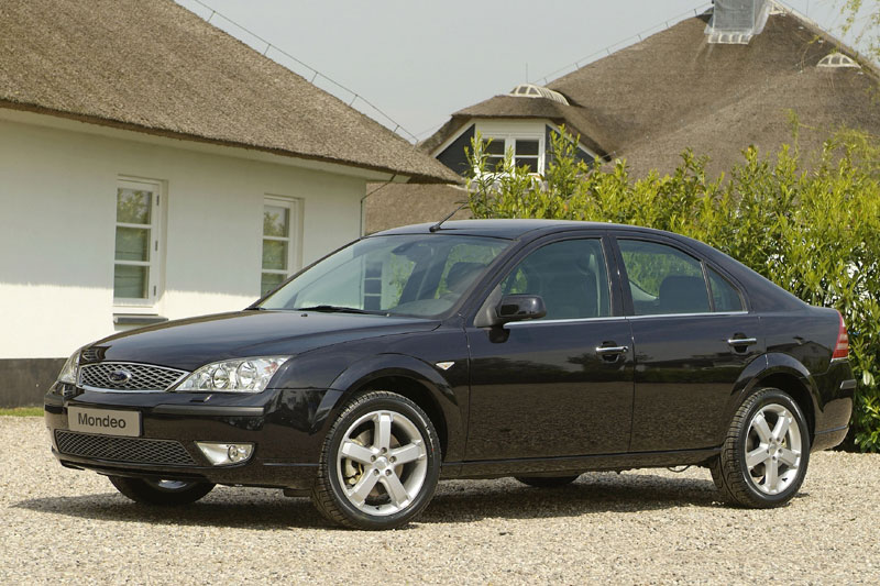 Ford Mondeo 2.2 2005 photo - 9