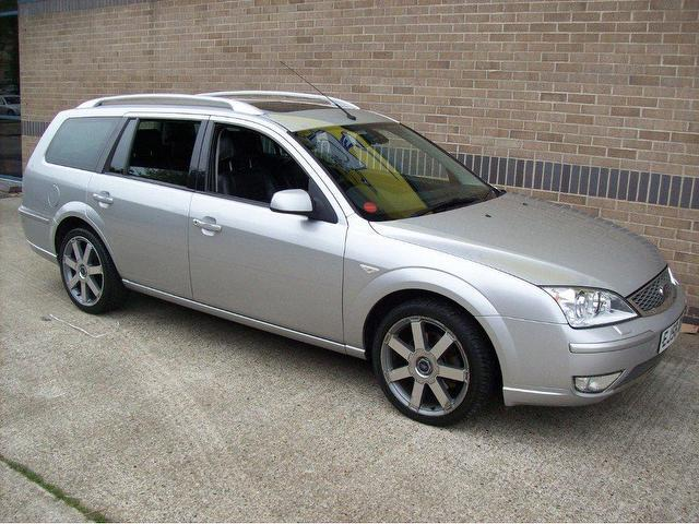 Ford Mondeo 2.2 2006 photo - 10