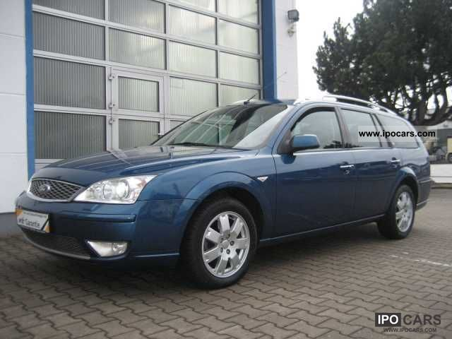 Ford Mondeo 2.2 2006 photo - 2