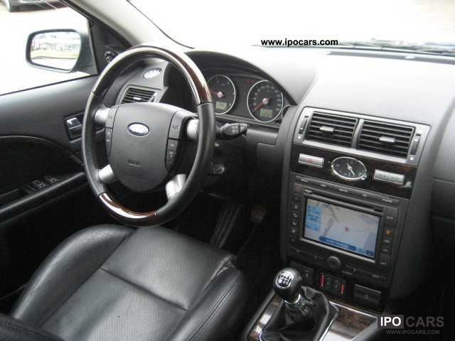 Ford Mondeo 2.2 2006 photo - 6