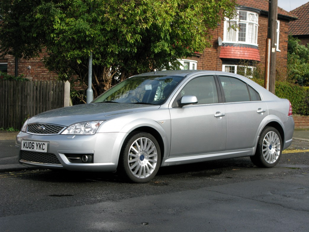 Ford Mondeo 2.2 2006 photo - 7