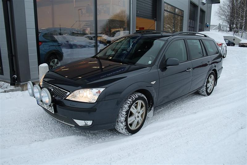 Ford Mondeo 2.2 2006 photo - 8