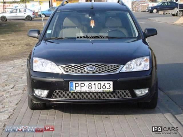 Ford Mondeo 2.2 2006 photo - 9