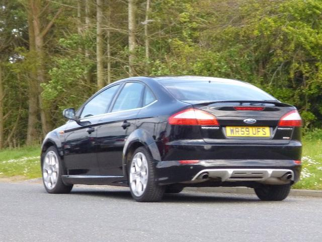 Ford Mondeo 2.2 2009 photo - 1