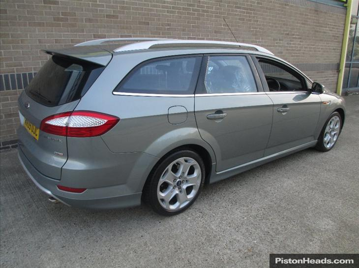 Ford Mondeo 2.2 2009 photo - 10
