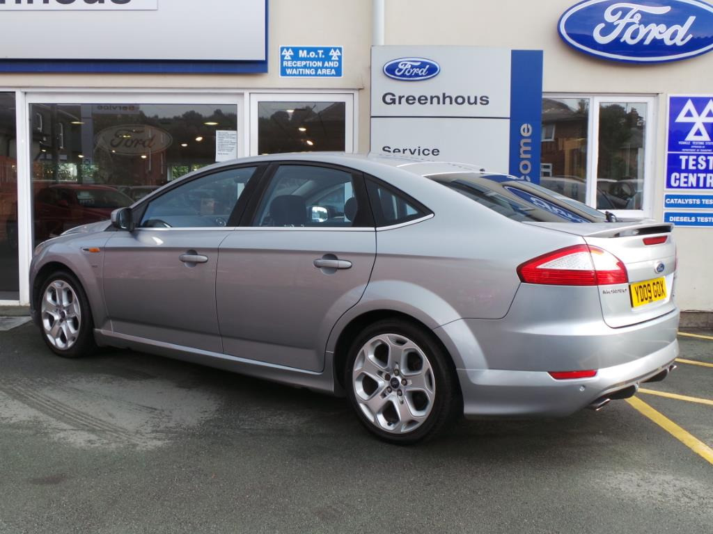 Ford Mondeo 2.2 2009 photo - 6