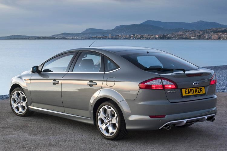 Ford Mondeo 2.2 2010 photo - 2