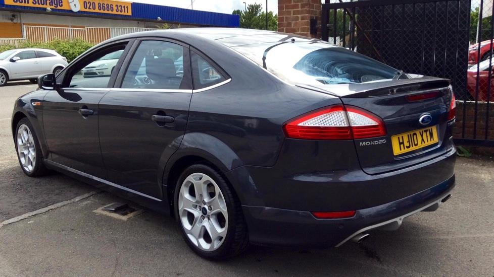 Ford Mondeo 2.2 2010 photo - 4