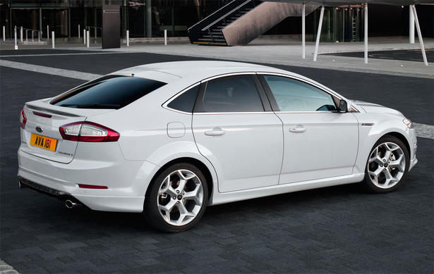 Ford Mondeo 2.2 2010 photo - 5