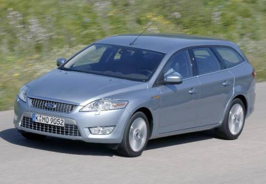 Ford Mondeo 2.2 2010 photo - 7