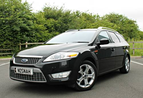 Ford Mondeo 2.2 2010 photo - 9