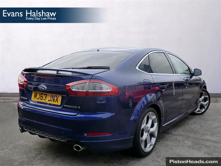 Ford Mondeo 2.2 2014 photo - 10