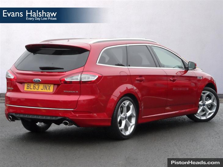 Ford Mondeo 2.2 2014 photo - 12