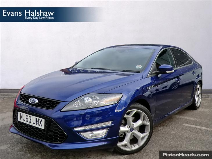 Ford Mondeo 2.2 2014 photo - 2