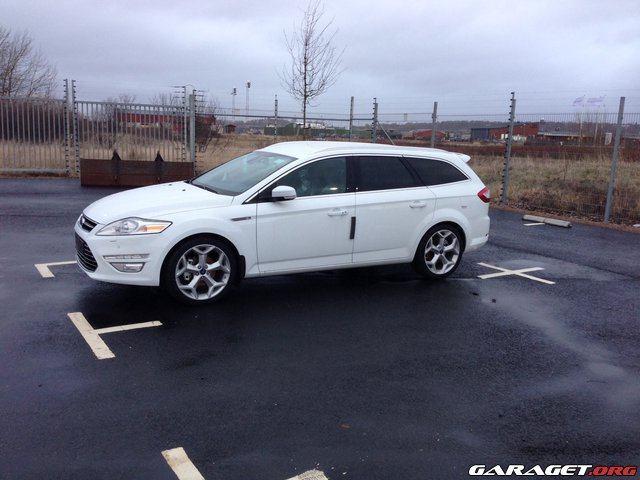 Ford Mondeo 2.2 2014 photo - 5