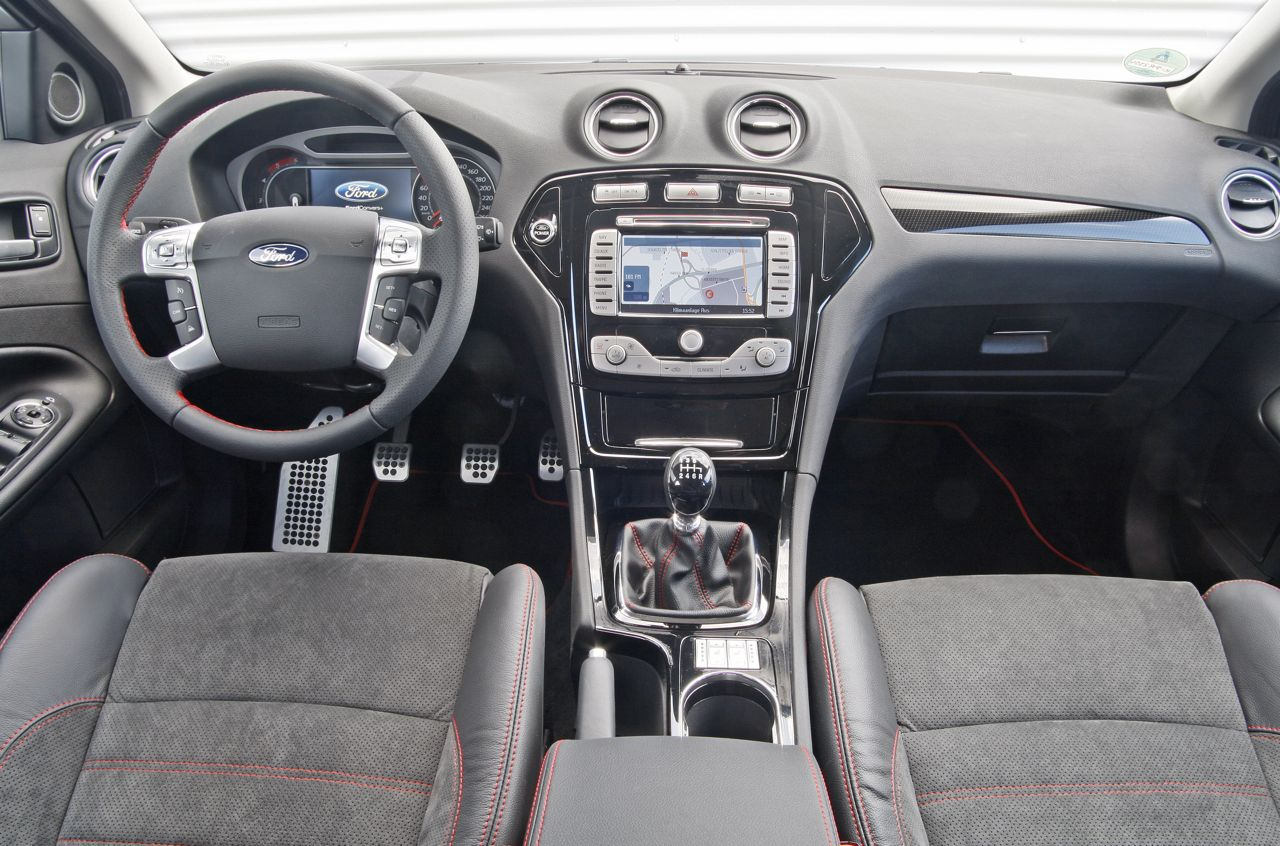 Ford Mondeo 2.2 2014 photo - 8