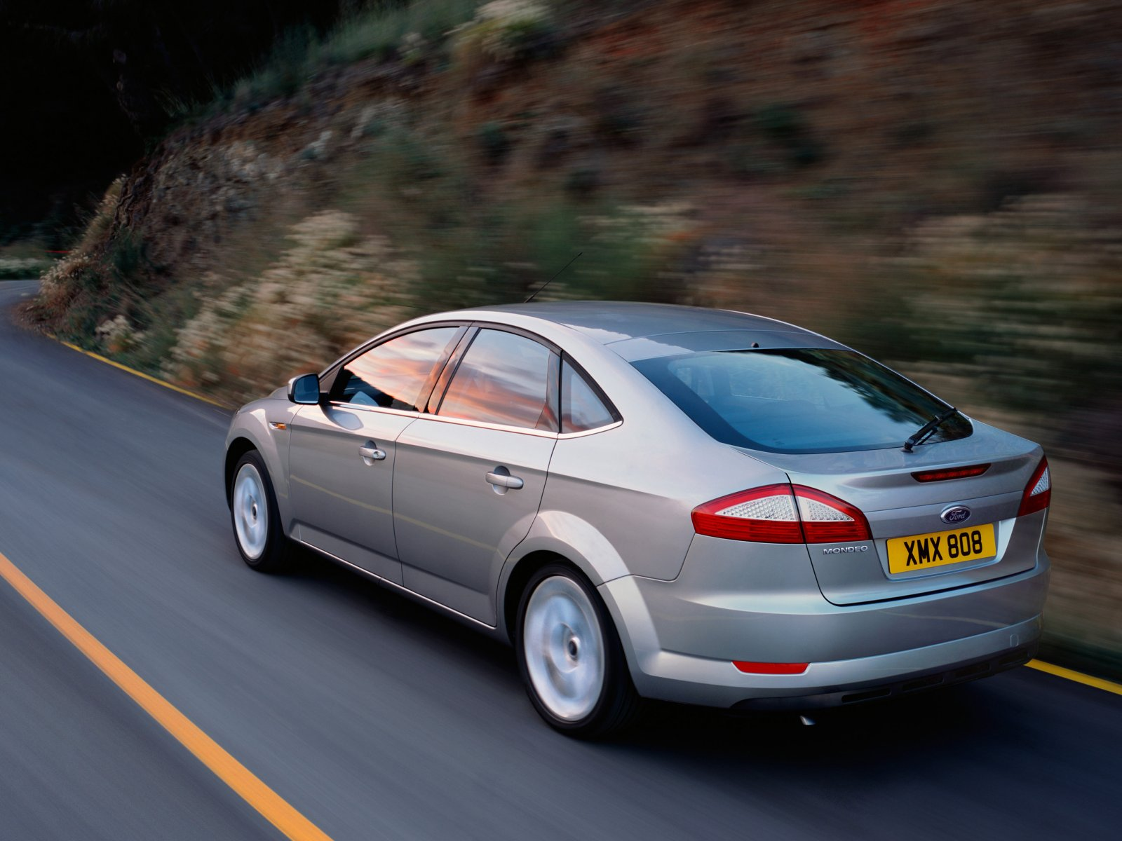 Ford Mondeo 2.3 2007 photo - 1