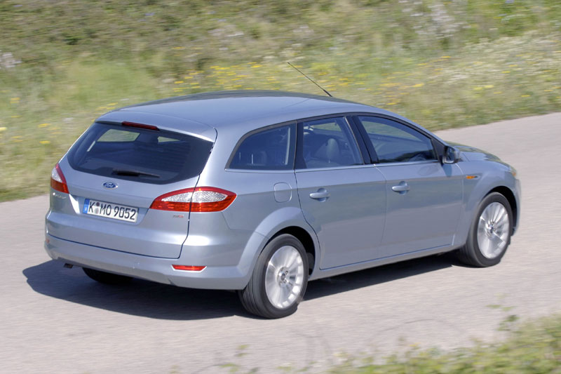 Ford Mondeo 2.3 2007 photo - 10