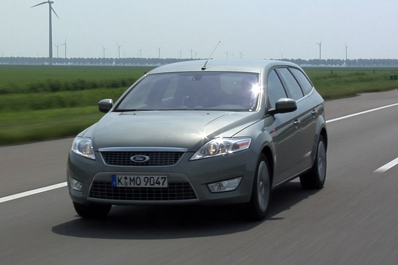 Ford Mondeo 2.3 2007 photo - 11