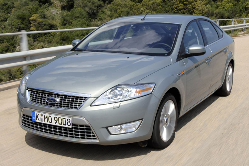 Ford Mondeo 2.3 2007 photo - 2