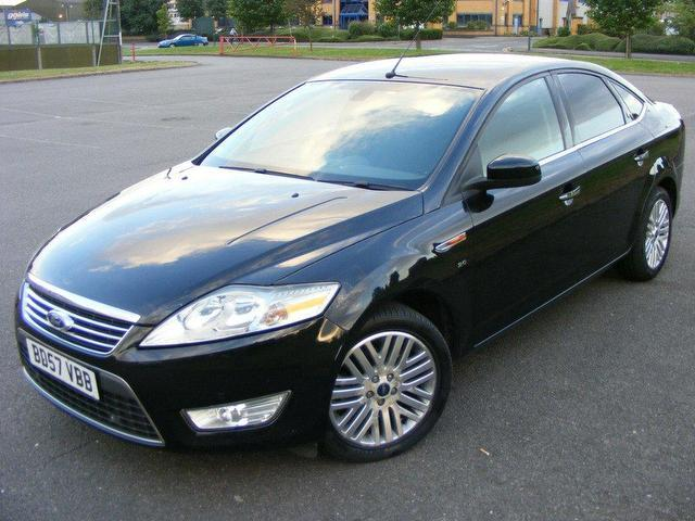 Ford Mondeo 2.3 2007 photo - 3