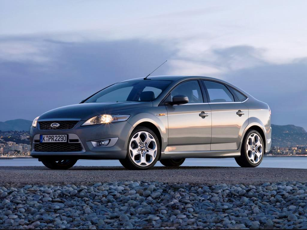Ford Mondeo 2.3 2007 photo - 4