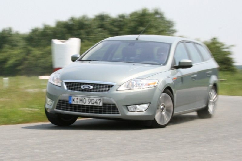 Ford Mondeo 2.3 2007 photo - 5