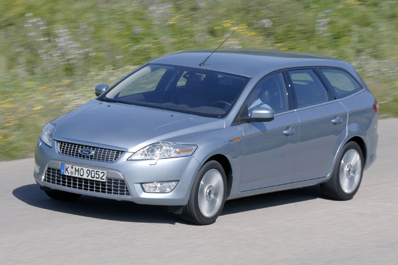 Ford Mondeo 2.3 2007 photo - 7