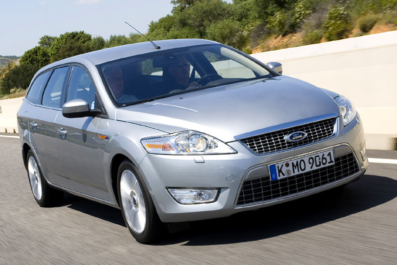 Ford Mondeo 2.3 2007 photo - 8