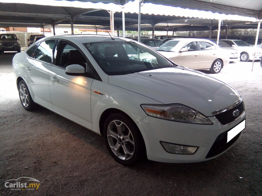 Ford Mondeo 2.3 2010 photo - 1