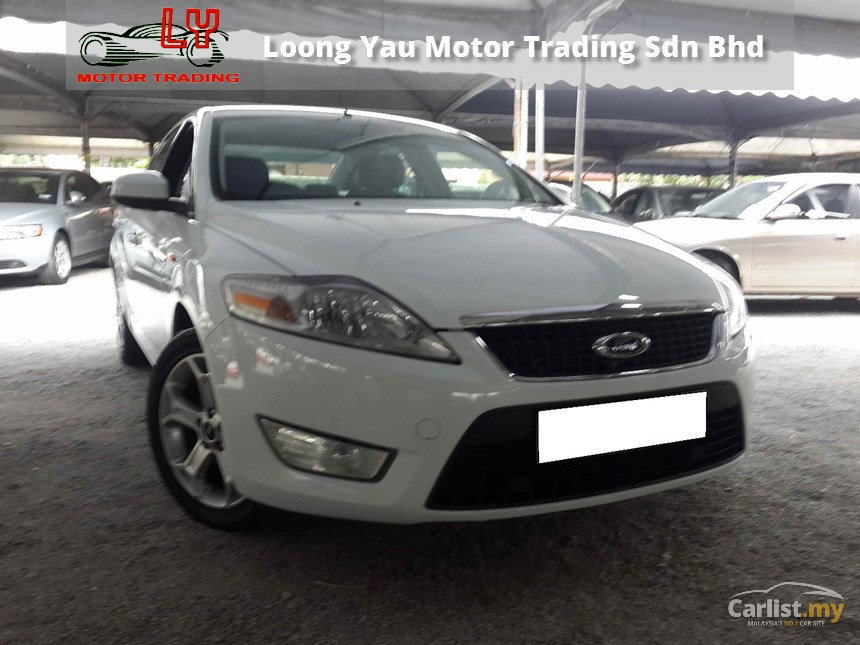 Ford Mondeo 2.3 2010 photo - 7