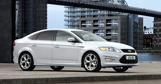 Ford Mondeo 2.3 2012 photo - 11