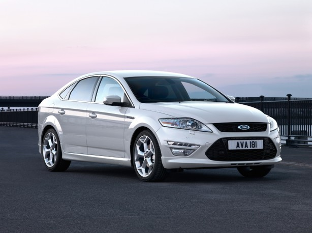 Ford Mondeo 2.3 2012 photo - 3